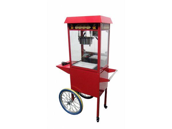 Combisteel Popcornmaschine Show  1.35 kW   560x417x(h)1560mm