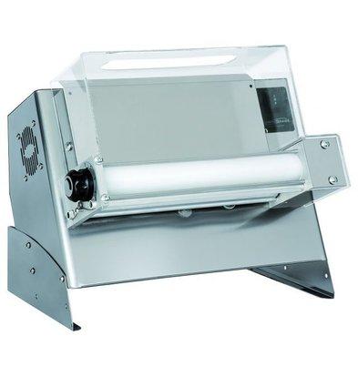 Combisteel Pizza/Teigausrollmaschine | 480x355x430mm | Durchmesser 141-300mm