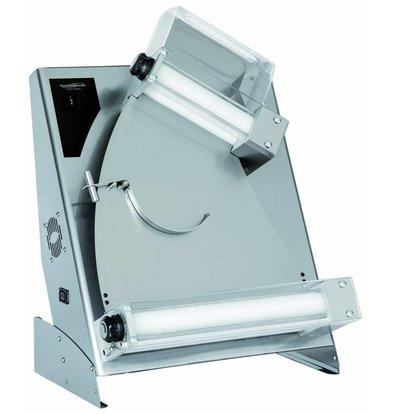 Combisteel Pizza/Teigausrollmaschine | 440x380x615mm | Durchmesser 141-300mm