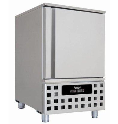 Combisteel Schockfroster 7x GN1/1 | Pro Line | 800x750x1450(h)mm
