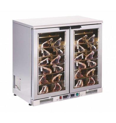 Combisteel Dry Age Kühlschrank | Temp.bereich -3/+5 | 198 Liter |920x550x(h)910mm