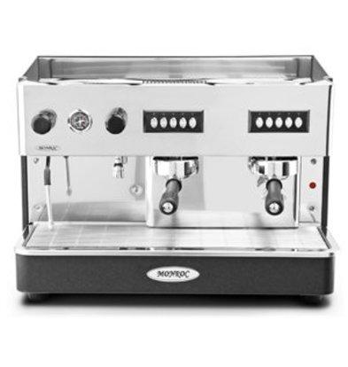Combisteel Espressomaschine | 2 Kessel | 230V-2,7kW | 650x480x(h)530mm |11,5 Liter