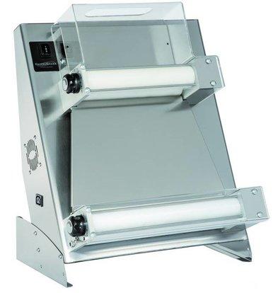 Combisteel Pizza/Teigausrollmaschine Gerade| 540x510x680mm | Durchmesser 260-400mm