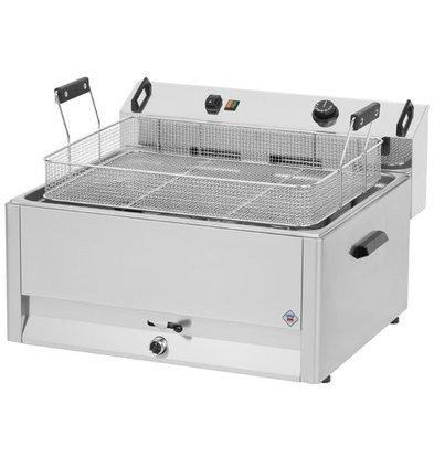 Combisteel Backwarenfriteuse | 16 Liter | 400V-9kW | 540x540x(h)370mm