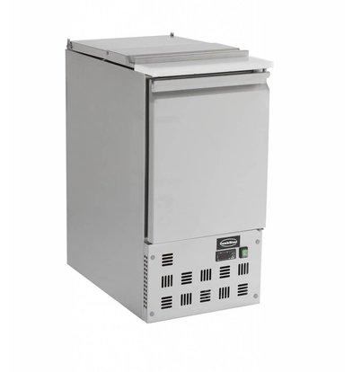 Combisteel Saladette   1 Tür   1x 1/1   435x700x(h)870mm