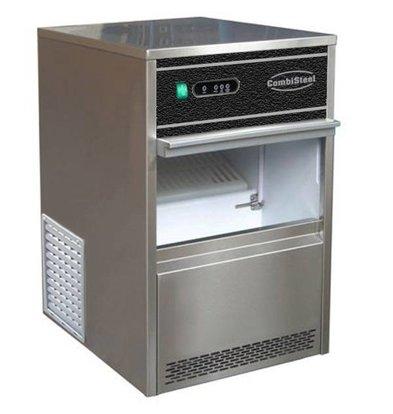Combisteel Eiswürfelmaschine  26kg/24h | Kühlmittel  R600 A | 420x528x655(h)mm