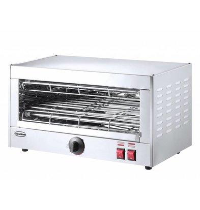 Combisteel Salamander Toaster | 230V | 490x250x(h)280mm