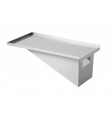 Combisteel Korbablage für Friteuse CO74661435 | 645x350mm