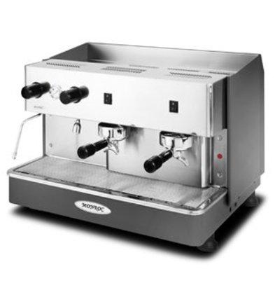 Combisteel Espressomaschine | 230V-2,7kW | 650x480x(h)530mm
