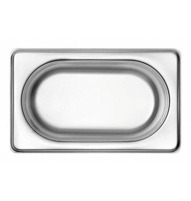 Bartscher GN-Behälter 1/9GN | Tiefe 65mm | 108x176mm