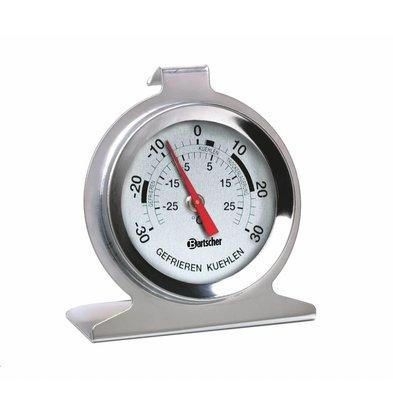 Bartscher Kühlschrankthermometer | -30 bis +30°C | Ø ca. 42mm