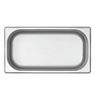 Bartscher GN-Behälter 1/3GN | Basic Line | Tiefe 65mm