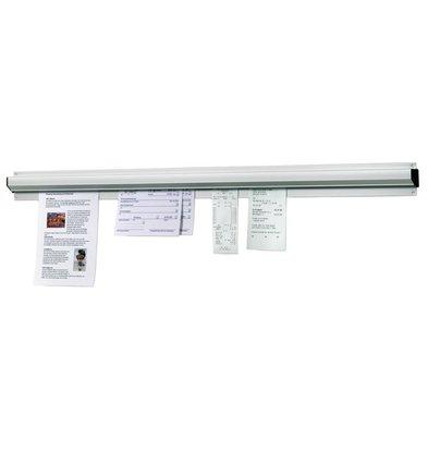 Bartscher Zettelhalter | Aluminium | 610mm