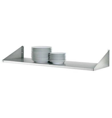 Bartscher Edelstahl Tellerbord | Tiefe 300mm | Erhältlich in 4 Größen