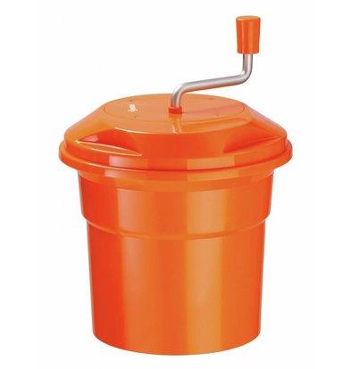 Bartscher Salatschleuder | 12 Liter | 320x320x440(h)mm
