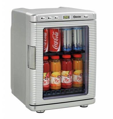 Bartscher Mini Kühlschrank | 19 Liter | 330x370x(h)460mm