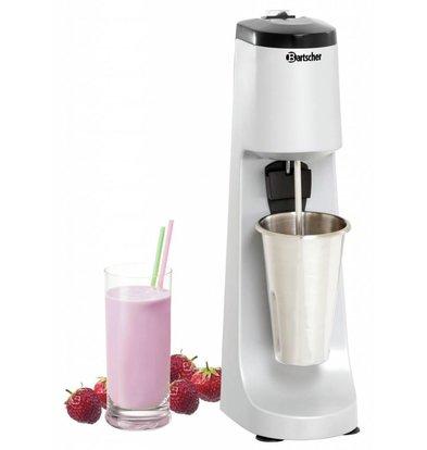 Bartscher Drink Mixer   0,65 Liter   Stahlblech Gehäuse   160x205x(h)500mm