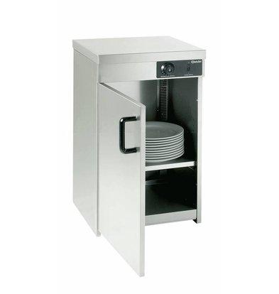 Bartscher Wärmeschrank | 25-30 Teller | 0,4 kW | 450x405x(h)545mm
