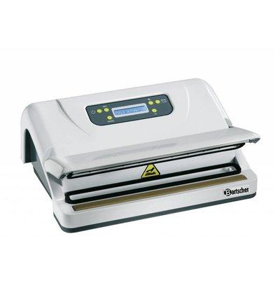 Bartscher Vakuumierer 300P/MSD | 0,49 kW-230V | 390x310x(h)140mm
