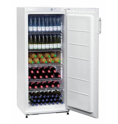 Bartscher Flaschenkühlschrank | 267 Liter | 600x620x(h)1450mm