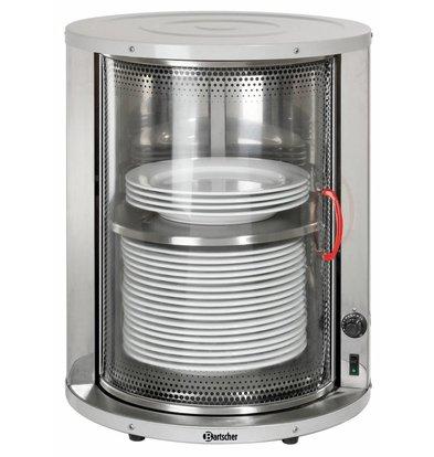 Bartscher Tellerwärmer | 30-40 Teller | 600W |460x(h)575mm