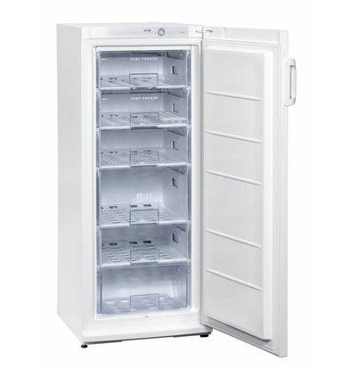 Bartscher Tiefkühlschrank | 196 Liter | 6 Schubladen | 600x620x(h)1450mm