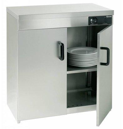 Bartscher Wärmeschrank | 110-120 Teller | 1,2 kW | 750x510x(h)855mm