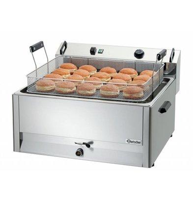 Bartscher Elektro-Backwarenfritteuse | 30 liter | 15kW/400V | 660x650x(h)410mm