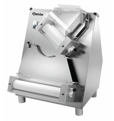 Bartscher Teigausrollmaschine | 0,37 kW-230V |  490x510x(h)655mm