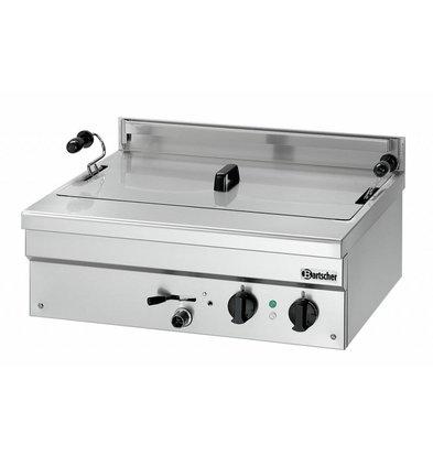 Bartscher Elektro-Backwarenfriteuse | 21 Liter | 400V/6,8kW | 700x580x(h)250mm