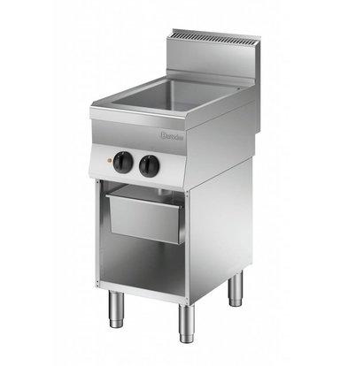 Bartscher Elektro-Multibräter 650 serie | 13 Liter | 320x480x(h)92,5mm
