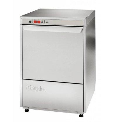 Bartscher Spülmaschine Deltamat TF641 | 6,65 kW/400 V | 600x680x(h)860mm | In 2 Varianten