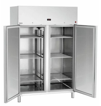 Bartscher Tiefkühlschrank | 2/1GN | 1400x810x(h)1880mm