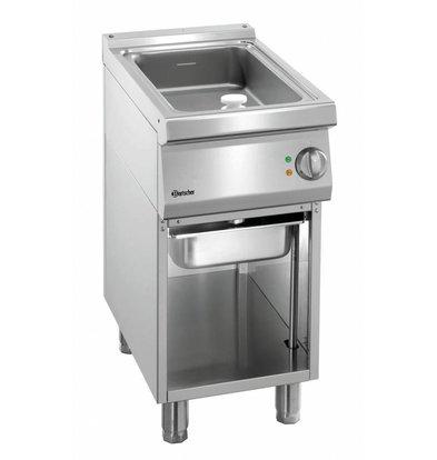 Bartscher Elektro-Multibräter 700 Serie | 12 Liter | 1/1 GN | 400x700x(h)850-900mm