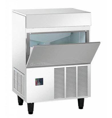 Bartscher Eisflockenbereiter | 120 kg/24 Std | Behälter 27kg | 680x510x(h)1000mm