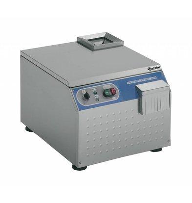 Bartscher Besteckpoliermaschine | 2000-3000 Bestecktele pro St | 0,5 kW | 450x590x(h)400mm