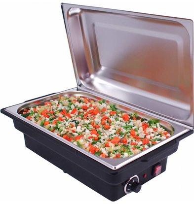 Saro Chafing Dish 1/1GN| Elektro | 573x348x(h)284mm