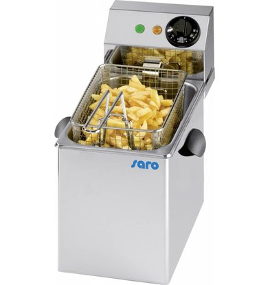 Saro Elektro Friteuse Profi   4 Liter   230V-2kW   170x410x(h)340mm