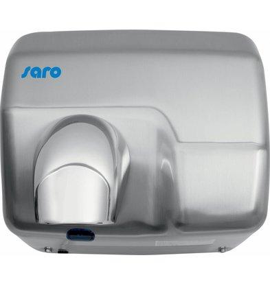 Saro Händetrockner Edelstahl | Infrarot Sensor | 270x200x(h)240mm