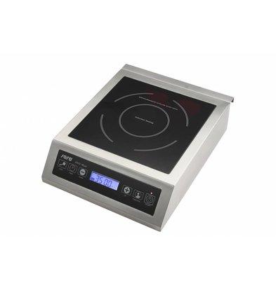 Saro Induktions-Kochplatte | 230V-3500W | 327x420x(h)98mm