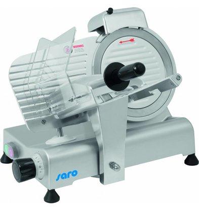 Saro Aufschnittmaschine 0-11mm | 520x460x380(h)mm | Ø220 mm