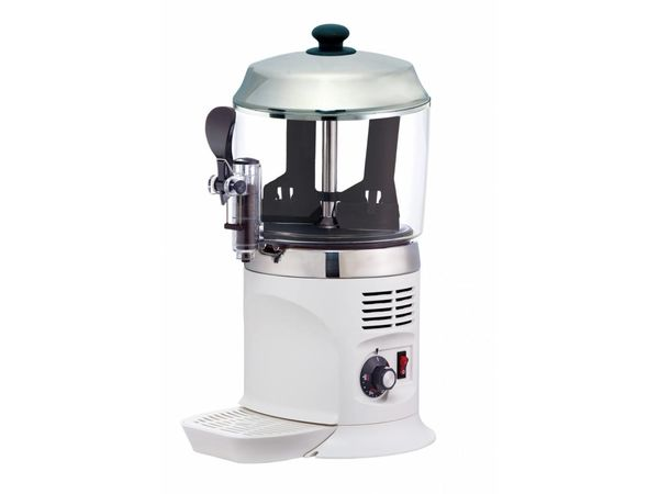 Saro Kakaodispenser | 5 Liter | 260x320x(h)500mm | Weiß