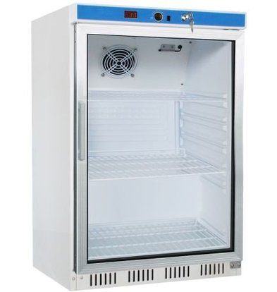 Saro Kühlschrank mit Umluftventilator | 130 Liter | 600x580x(h)850mm