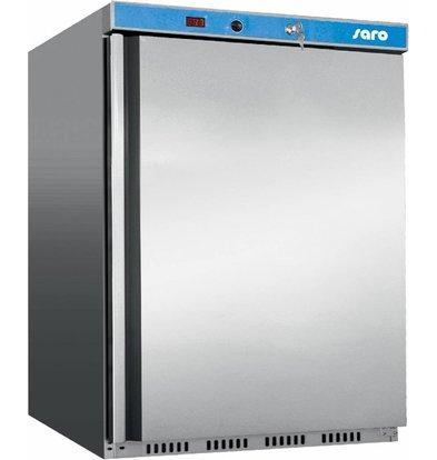 Saro Tiefkühlschrank HT 200 | 129 Liter | 600x600x(h)850mm
