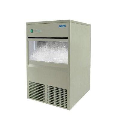 Saro Eiswürfelbereiter | 45kg/24St | Vorratsbehälter 10 Kg
