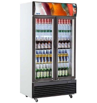 Saro Kühlschrank mit Umluftventilator | 800 Liter | 1000x730x2036(h)mm