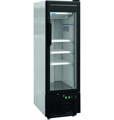 Saro Tiefkühlschrank | Umluftventilator | 215 Liter | 484x700x(h)1578mm