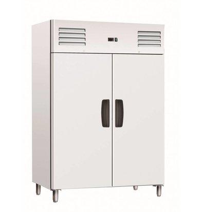 Saro Profi Kühlschrank Weiß | 1200 Liter | 1340x810x(h)2000mm