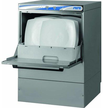 Saro Geschirrspülmaschine Doppelwandig | 570x600x(h)830mm | MADE IN EUROPE