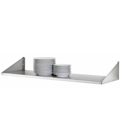 Bartscher Edelstahl Tellerbord | Tiefe 200mm | Erhältlich in 4 Größen